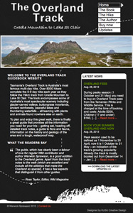 The Overland Track - Website